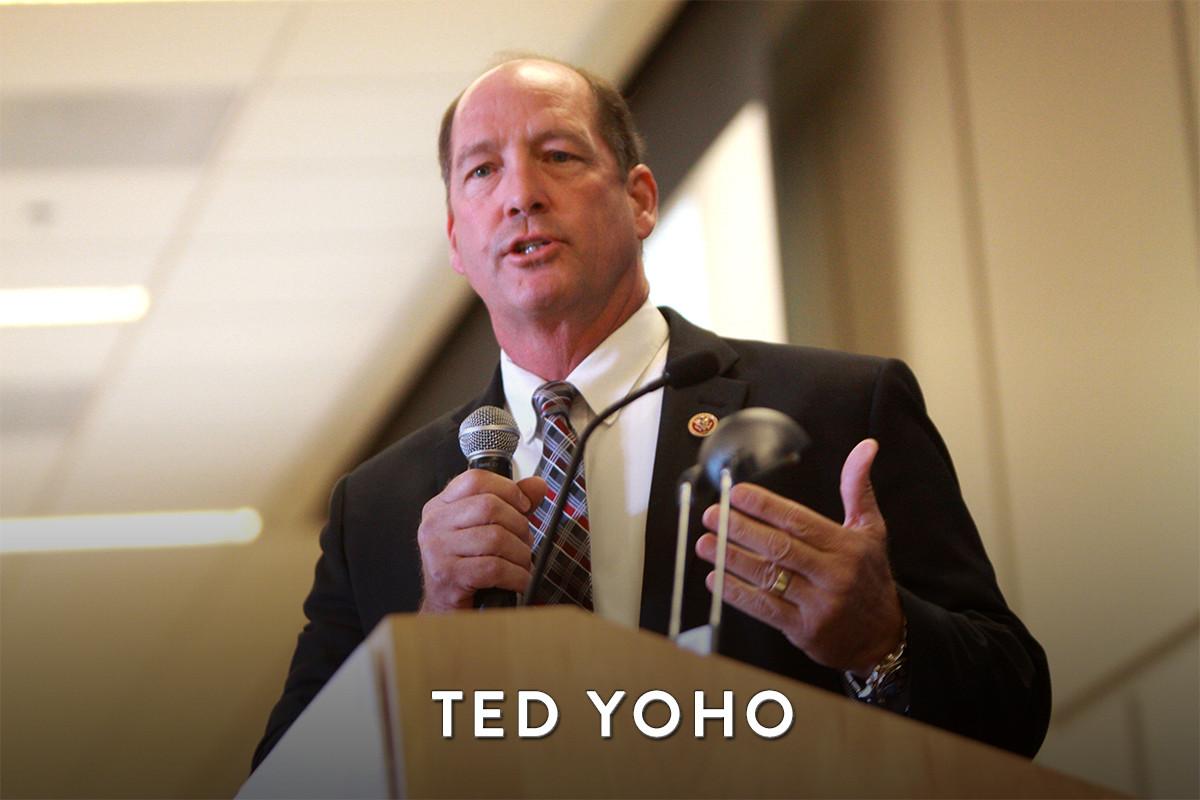 Ted-Yoho