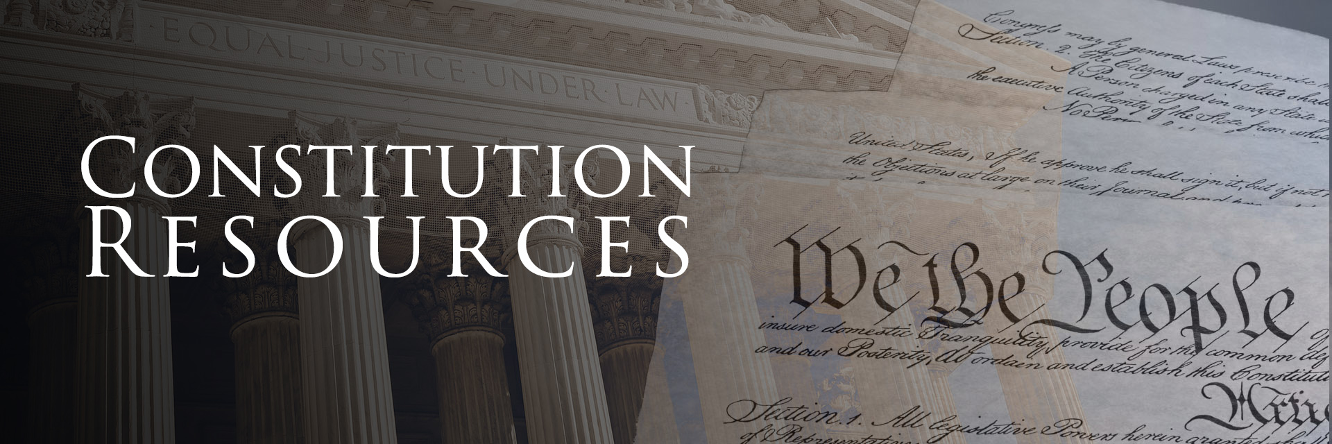Constitution-Resources